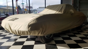 Corvette Custom Fit Car Covers In Stock