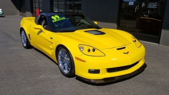 2009 Chevrolet ZR1 Corvette