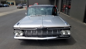 1959 Chevrolet Parkwood Wagon